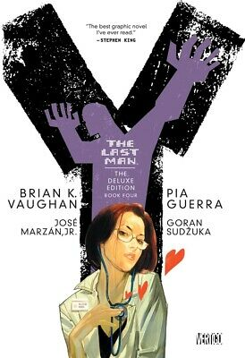 AU52.86 • Buy NEW BOOK Y The Last Man Deluxe Edition Book Four By Vaughan, Brian K. (2011)