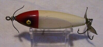 $ CDN17.05 • Buy Vintage Paw Paw Wounded Minnow Wood Lure 9/24/19pot  Rw