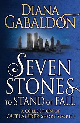 AU25.86 • Buy NEW BOOK Seven Stones To Stand Or Fall By Gabaldon, Diana (2018)