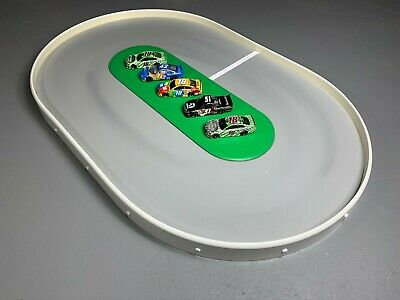 Small Tarmac - Toy Car Race Track Stock Car Brisca Banger Oval Speedway Nascar • 24.99£