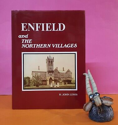 AU22 • Buy H John Lewis: Enfield & The Northern Villages/local History/South Australia