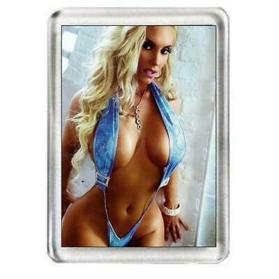 £3.05 • Buy Nicole Coco Austin Sexy Fridge Magnet. 12 Images Available.