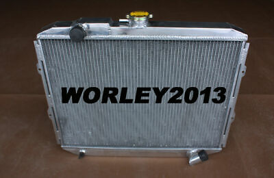 AU199 • Buy Aluminum Radiator For Pajero NF NG NH 2.5 Turbo Diesel 1988 To1993 Manual