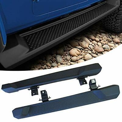 $119.99 • Buy New For 2018-20 Jeep Wrangler JL 2D OE Style Running Board Side Step Nerf Bars