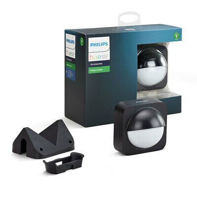AU99 • Buy Philips Hue Lights Accessories Outdoor Weatherproof Motion Sensor For LED Lights