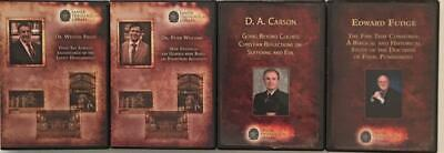 $ CDN54.36 • Buy Lot Of 7 Lanier Theological Library DVDs ~ Carson On Suffering, McGrath On Lewis
