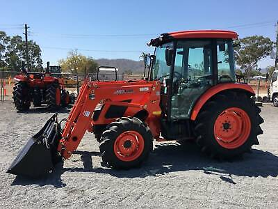 AU58995 • Buy 70HP Tractor With Loader & 4 In 1