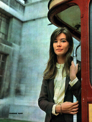 £9.99 • Buy Francoise Hardy Poster Page . Tps68a