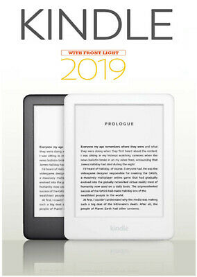 £69.95 • Buy Amazon Kindle EReader 6  (10th Gen) 8GB, Wi-Fi With Built-in Front Light !!