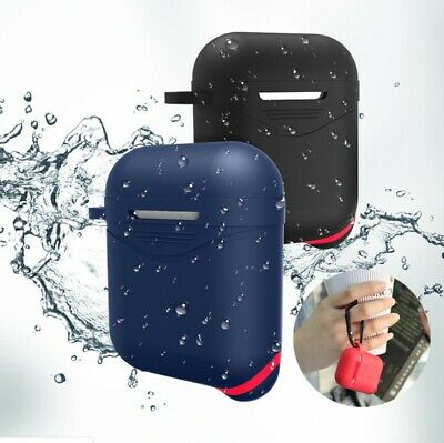 AU7.95 • Buy Iphone Apple Airpod Case Cover Anti Lost Strap Enhanced Shockproof Holder