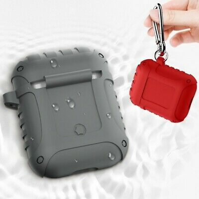 AU8.90 • Buy Iphone Apple Airpod Case Cover Anti Skip Strap Armor Type Shockproof Holder