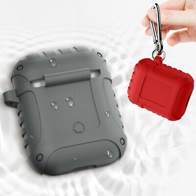 AU8.95 • Buy Iphone Apple Airpod Case Cover Anti Skip Strap Armor Type Shockproof Holder