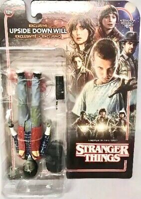 AU42.34 • Buy Stranger Things 7  Scale Action Figure McFarlane Netflix Upside Down Will