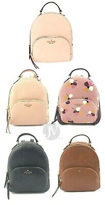 $ CDN185.01 • Buy Kate Spade New York Jackson Medium Pebbled Leather Backpack Bag