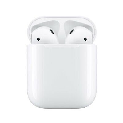 AU249 • Buy Apple AirPods (2nd Gen) With Charging Case (MV7N2ZA/A)