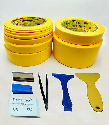 $ CDN30.02 • Buy 3M™ 244 Performance Masking Tape With Preparation Set, Painting Cars, Furniture