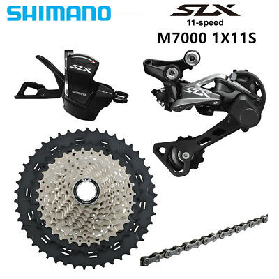 $ CDN268.23 • Buy SHIMANO SLX M7000 1x11 11S Speed 11-40/42/46T Groupset Contains