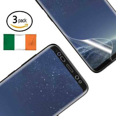 $ CDN7.34 • Buy Screen Protector For Samsung S8 S9 S10 S10E S10 + S20 + Note 8 9 10 Film S7 P30
