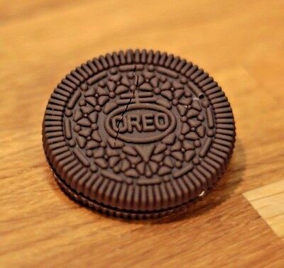 Bitten & Restored Oreo Cookie Magic Trick Illusion Bite Out Cookie NEW UK Seller • 3.49£