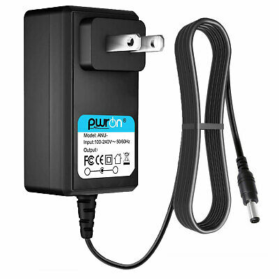 $9.95 • Buy PwrON AC Charger Adapter For 12V M-Audio Axiom 49 Keyboard Power Supply Cord PSU