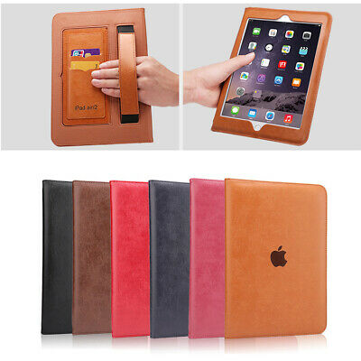 AU23.74 • Buy Leather Smart Case Cover For IPad 5th 6th 7th 8th Gen Air 2 Mini 4 5 Pro 10.5 11