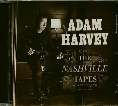 AU11.95 • Buy Adam Harvey: The Nashville Tapes  Country Music Aussie Artist  Brand New, Sealed