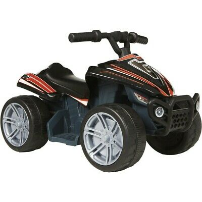 AU59 • Buy 6V Electric Mini Quad Bike - Black
