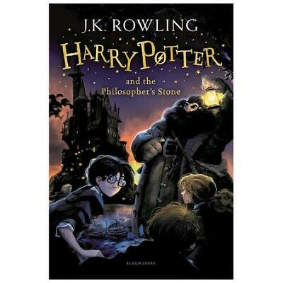AU10 • Buy Harry Potter And The Philosopher's Stone Original Edition Book