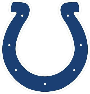 $6.99 • Buy Indianapolis Colts Decal ~ Car / Truck Vinyl Sticker - Wall Graphics, Cornholes