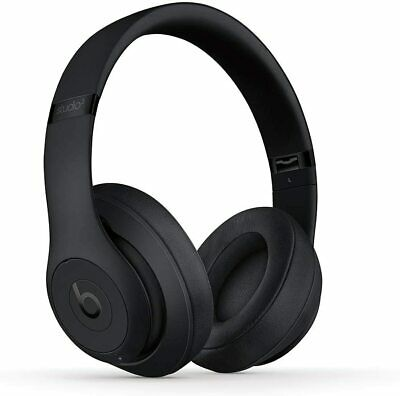 Beats By Dr. Dre Studio MHAJ2 Wireless Headphone - Matte Black • 239£