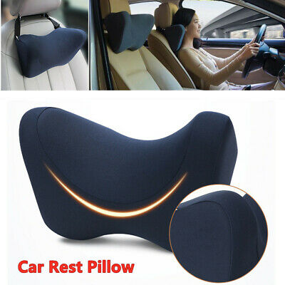 $ CDN28.52 • Buy Headrest Neck Protection Pillow Car Soft Memory Cotton Pillow Car Seat Supplies