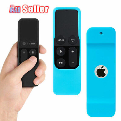 AU6.95 • Buy Remote Controller Case Compatible With Apple TV 4th Cover Silicone Protective