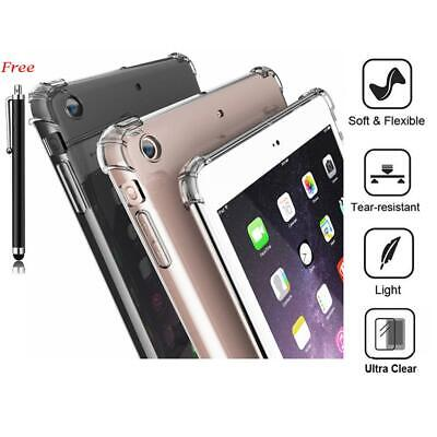 AU10.10 • Buy Transparent Clear Slim Shockproof Case Cove For IPad 2 3 4 9.7 /Air 3rd Gen 10.5