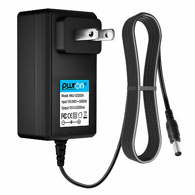 $11.55 • Buy PwrON Adapter 12V 1.5A Switching Power Supply Adapter For 100V-240V AC 50/60Hz