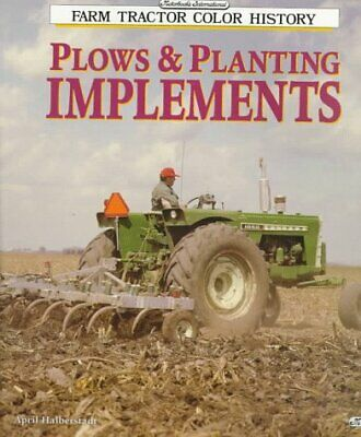 AU118.91 • Buy Plows & Planting Implements (Motorbooks International Farm Tractor Color ...