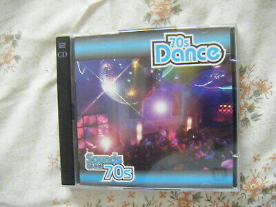 Sounds Of The 70s - 70s Dance [TIME LIFE] - 2cds • 13.99£