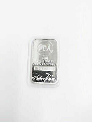 $ CDN220 • Buy Silvertowne 5oz .999 Silver Bar Sealed
