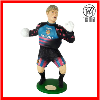 Peter Schmeichel Football Figure Manchester United Soccer By Vivid Imaginations • 14.99£