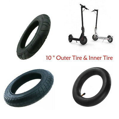 AU24.86 • Buy 10 Inch Outer Tire & Inner Tube For Xiaomi Mijia M365 Electric Scooter Tyre Part