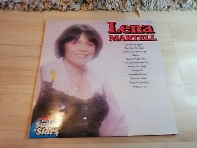 Lena Martell Vinyl Record Collection  • 7.99£