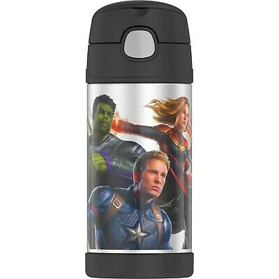 AU20 • Buy Thermos Funtainer Drink Bottle 355ml Marvel Avengers Endgame