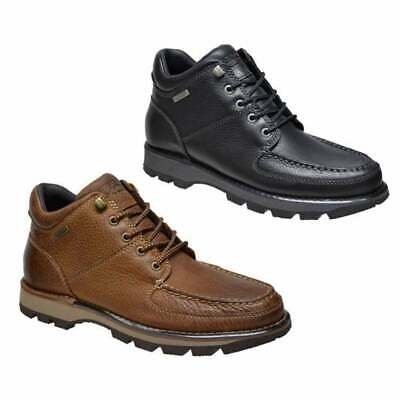 Rockport Umbwe II Waterproof Mens Chukka Boots In Various Colours And Sizes • 124.99£