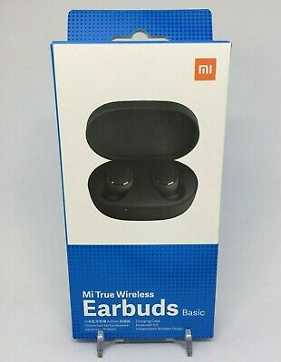 Xiaomi Mi Airdots True Wireless Earbuds Black Basic With Charging Case Bluetooth • 26.98$