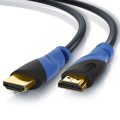 $ CDN10.44 • Buy 1.5-50FT HDMI Cable V2.0 Premium Gold Plated High Speed Audio 3D 4K Ultra HD Lot