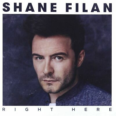 SHANE FILAN Right Here (2015) 10-track CD Album NEW/SEALED Westlife  • 3.99£