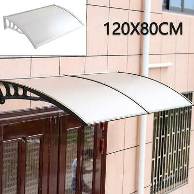 £25.99 • Buy Door Canopy Awning Shelter Outdoor Porch Patio Front Back Window Roof Rain Cover