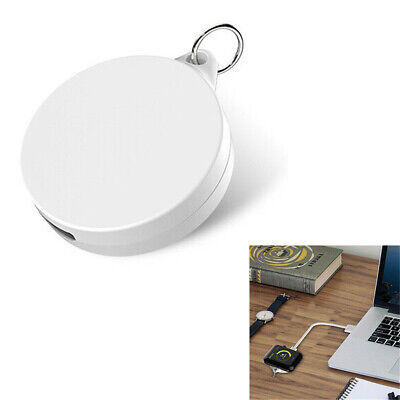 $ CDN7.19 • Buy Magnetic Wireless Watch Charger Keychain For Apple IWatch Series 5/4/3/2/1