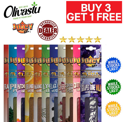 £1.75 • Buy JUICY JAYS Original Thai Incense Sticks Various Flavours Insence Scents Diffuser