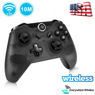 $19.99 • Buy US 1/2 Wireless Pro Controller Gamepad Joypad Remote For Nintendo Switch Console