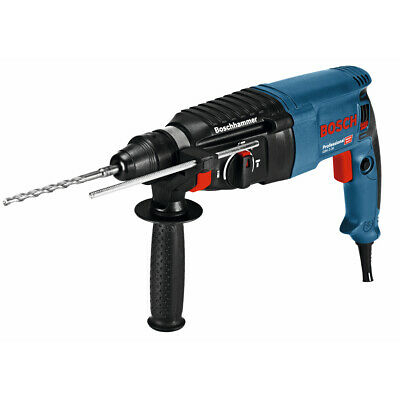 Bosch GBH 2-26 Plus 2kg 830W 3-Function SDS+ Hammer Drill In Carry Case - 230V • 119.50£